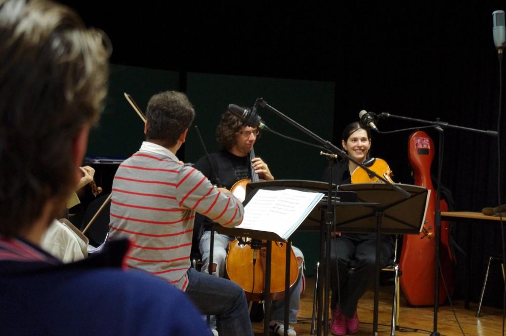 Irish Composition Summer School 2012