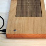Soundplane – multitouch wooden controller