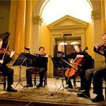 West Cork Chamber Music Festival String Quartet Workshop