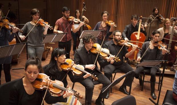 CvA Orchestra premiere new work by David Collier